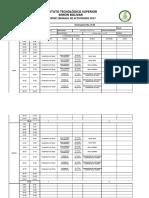 Planificacion_actividades_asistencias Ing Rene Villacis 1s2018