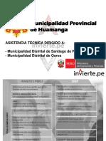 PRESENTACIONES DE INVIERTE.PE