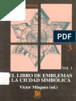 Del Libro de Emblemas a La Ciudad Simbolica