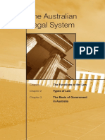 SACE 2 Legal Studies Textbook Sample Pages 1