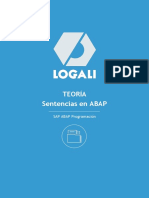 04 Documentaci n Sentencias en ABAP