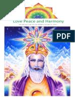 (6) -1-31 Aralık 2008 - Love Peace and Harmony Journal