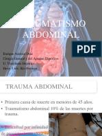 Trauma Abdominal Dr. AsensioPDF