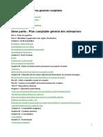 Code Gnral de Normalisation Comptable(Cgnc)