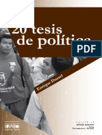 56-2.20 Tesis de Politica