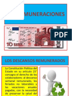 Remuneraciones Parte II