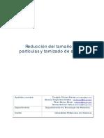 Castelló;Barrera;Pérez - Reducción del tamaño de partícula y tamizado de partículas.pdf
