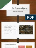 Guías Mineralógicas