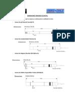 Dimensiones Sensores IQ WTW