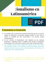 Funcionalismo en Latinoamérica