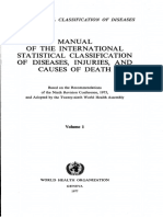 World Health Organization. ICD-9 - 1977