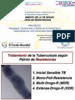 Tema 09. Tratamiento de la TB según Patrón de Resistencias.ppt