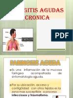 Patologia de Faringe
