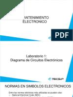 Lab 1 - Diagrama de Circuito Electronico (Presentacion)