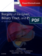 Blumgart's Surgery of the Liver, Biliary Tract, and Pancreas  6Ed  2017  2vols   2401pag.pdf