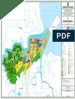 21 Peta Rencana Pola Ruang Medan Belawan Ttd