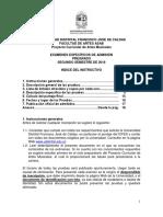 Instructivo Admisiones 2016 3 Musica Carrera 19042016