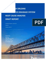 Root Cause Analysis of 2017 Flooding