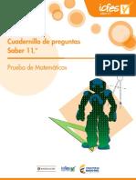 Cuadernillo de preguntas-Saber 11- Matemáticas.pdf