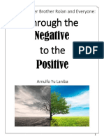 eBook - Through the Negative to the Positive