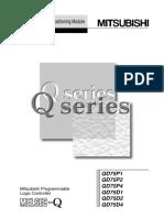 Qd75p(d)Operation Qd75p(d)軸卡定位手冊