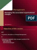 Session 22 - Change Management