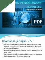 Keamanan Jaringan
