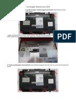 Cara bongkar Netbook Lenovo S110.docx