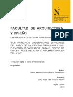 Bravo Fernández, Matín Antonio
