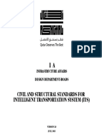 Civil and Structural Standards for ITS v2.0