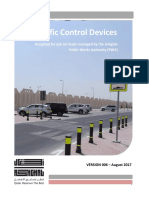 List of Accepted Traffic Control Devices Version 006- August 2017