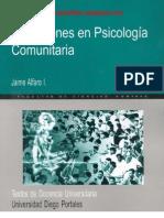 Alfaro, Jaime - Discusiones en Psicologia Com Unit Aria