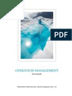 Makalah Operation Management