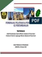 Pembinaan Pelatihan Penyuluhan K3 [Recovered]