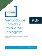 Mercado de Comida y Productos Ecológicos