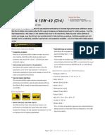 Gpcdoc Local Tds Oman Shell Rimula r4 15w-40 (Ci-4) (en) Tds v1