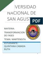 Informe De La Martensita.docx