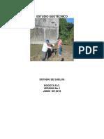 contenido informe geotecnico