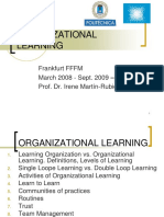 2. Organizational Learning