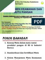 Materi 2-ManajemenKeamanan MutuPangan
