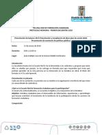 Protocolo Memoria 13.03.2018 Escuela Red