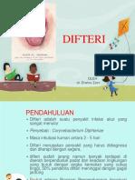 Pp Difteri
