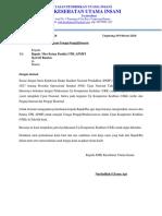 Surat Permohonan Asessor