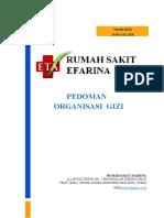 04315 - Pedoman Organisasi Gizi