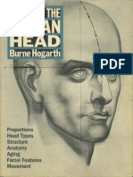 Burne Hogarth - Drawing the Human head.pdf