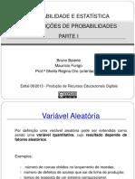 DISTRIBUIÇÃO DE PROBABILIDADES - PARTE I.pdf