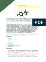 Chl or Phentermine