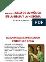 La Música en La Biblia y La Historia