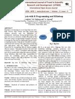 Big Data Analysis with R Programming and RHadoop