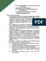 Traducción ASTM D4318